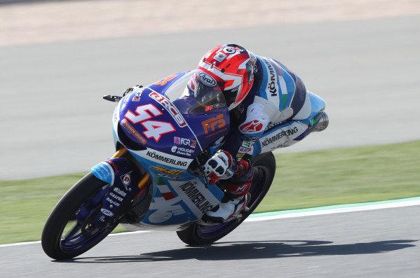 Riccardo Rossi, Gresini Racing.