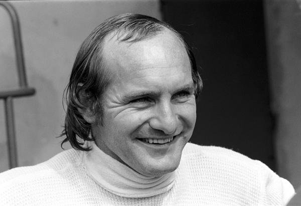 Mike Hailwood(GBR) made a return to Grand Prix Racing driving a Surtees TS9, after an absence of 6 years 