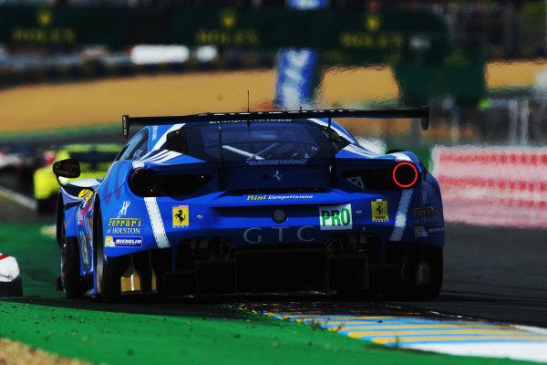 #89 Risi Competizione, Ferrari 488 GTE EVO - Pipo Derani, Oliver Jarvis, Jules Gounon