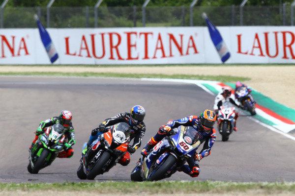 Michael van der Mark, Pata Yamaha, Toprak Razgatlioglu, Turkish Puccetti Racing.