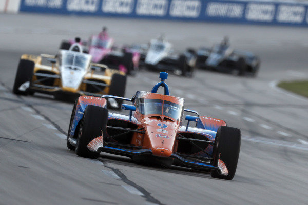 Scott Dixon, Chip Ganassi Racing Honda Copyright: Joe Skibinski - IMS Photo