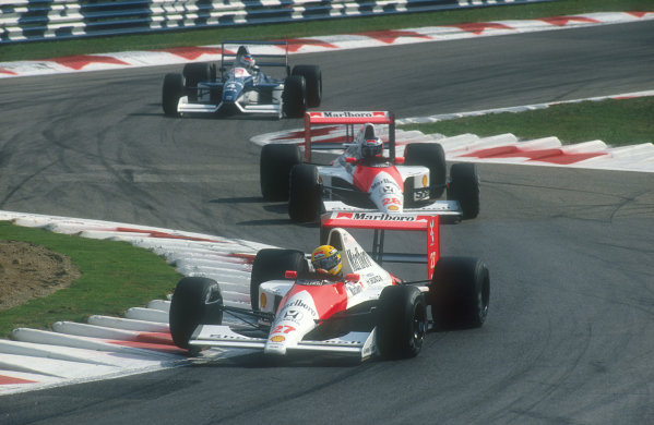 1990 Italian Grand Prix.