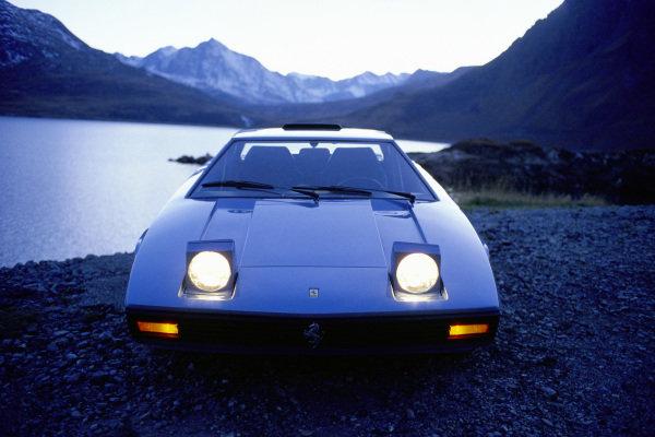 Concept Car, Bertone Ferrari Rainbow, 1976