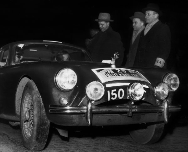 Oslo, Norway 21st january 1958.