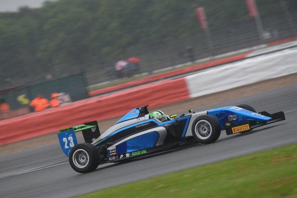 2016 BRDC Formula Three Championship, 11th-12th June 2016, SIlverstone, UK, Thomas Maxwell (AUS) Sean Walkinshaw Racing BRDC F3  World copyright. Ebrey/LAT Photographic