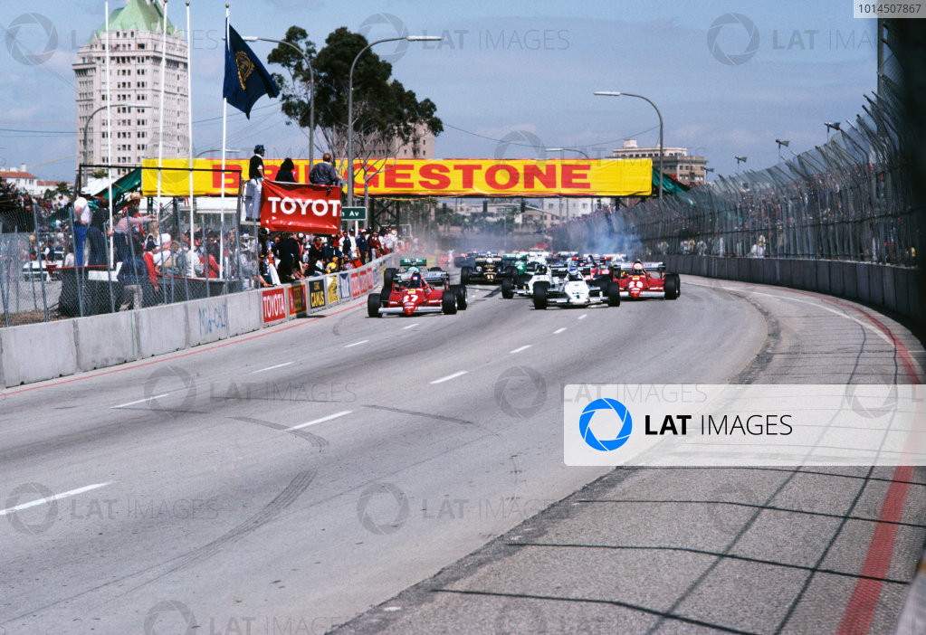 1983 United States Grand Prix West 