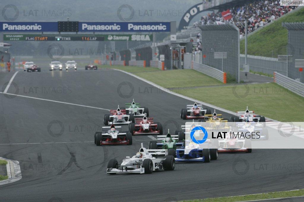2005 Formula Nippon Championship.