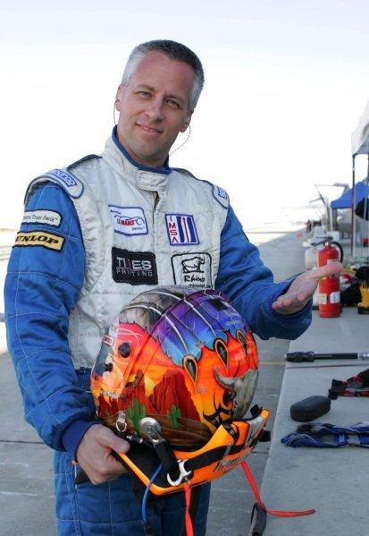 Chris McMurray (USA) Miracle Motorsports.American Le Mans Series Testing, Sebring, USA, 31 January - 3 February 2005.DIGITAL IMAGE