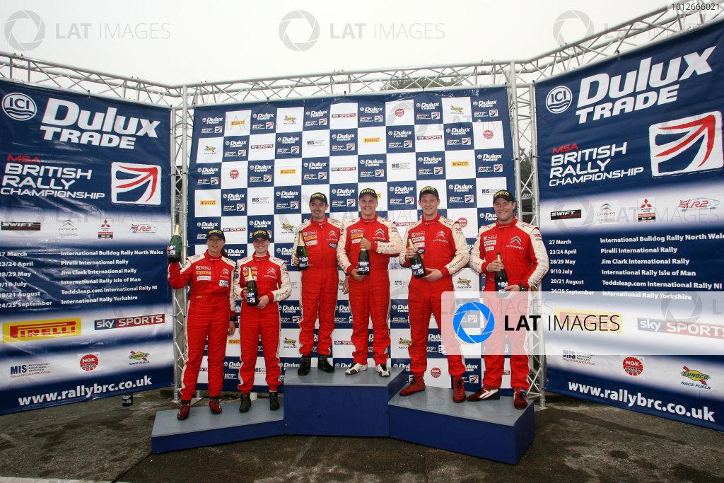 2010 International Rally Isle of Man,