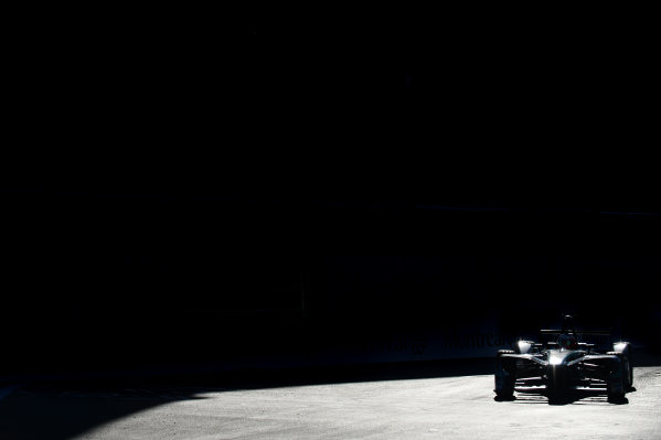 Hungaroring, Budapest, Hungary.  Sunday 30 July 2017. Mitch Evans (NZL), Jaguar Racing, Spark-Jaguar, Jaguar I-Type 1. World Copyright: Patrik Lundin/LAT Images  ref: Digital Image PL2_0791 copy