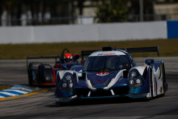 2017 IMSA Prototype Challenge Sebring International Raceway, Sebring, FL USA Friday 17 March 2017 17, Lonnie Pechnik, P3, M, Ligier JS P3 World Copyright: Jake Galstad/LAT Images ref: Digital Image lat-galstad-SIR-0317-15013