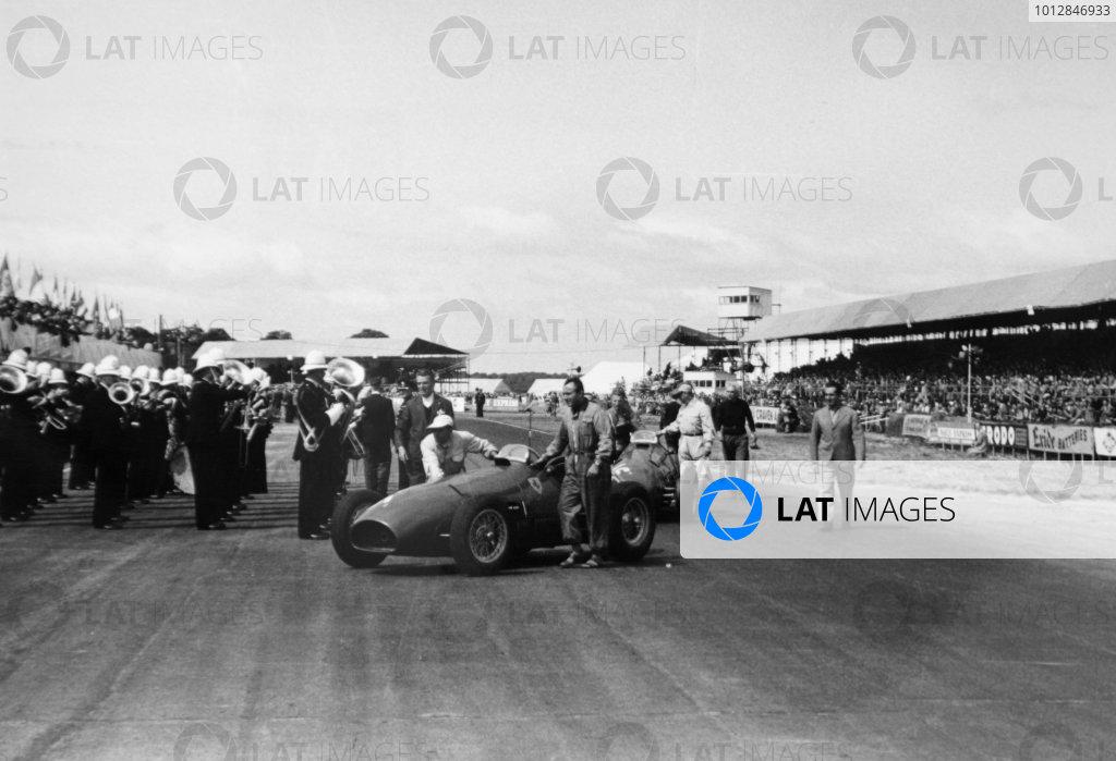 1952 British Grand Prix.