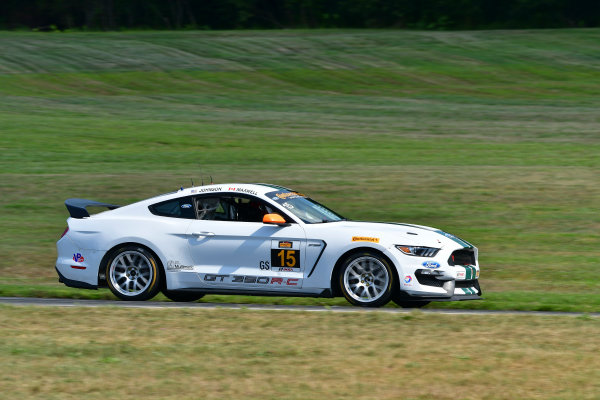 22-23 July, 2016, Lakeville, Connecticut USA 15, Ford, Shelby GT350R-C, GS, Scott Maxwell, Billy Johnson ?2016, Richard Dole LAT Photo USA