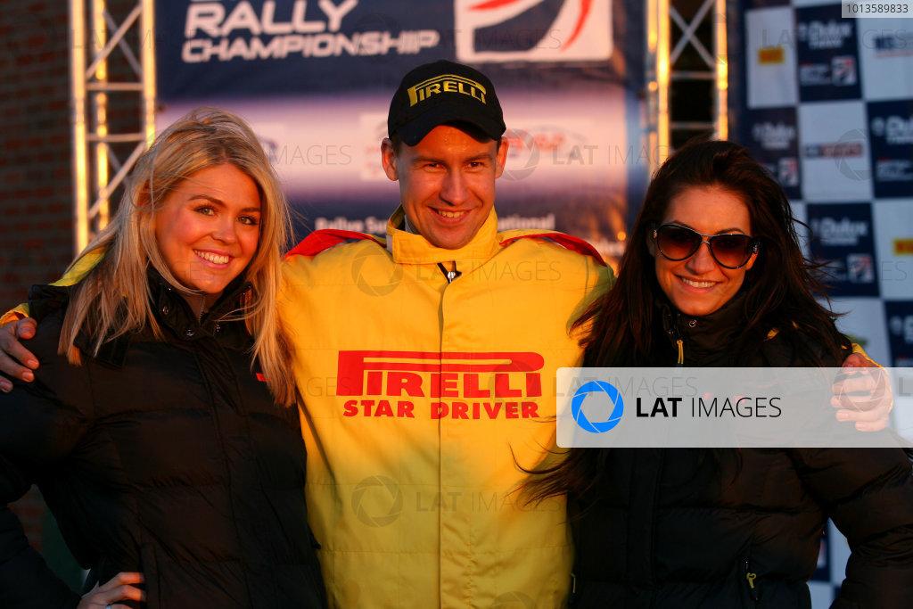 2011 British Rally Championship,