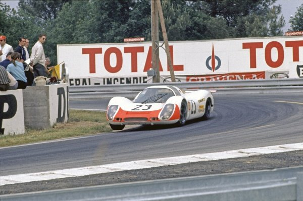 Le Mans, France. 14-15 June 1969.