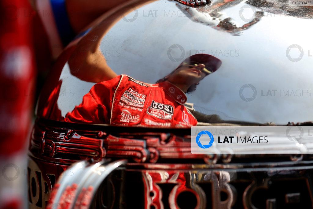 2012 IndyCar Indy 500 Race Winner's Portrait priority