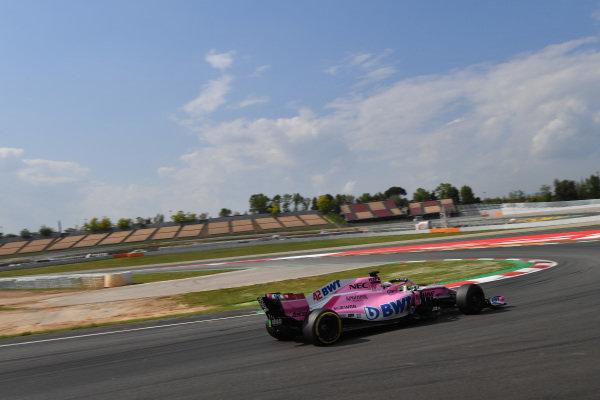 Nikita Mazepin (RUS) Force India VJM11
