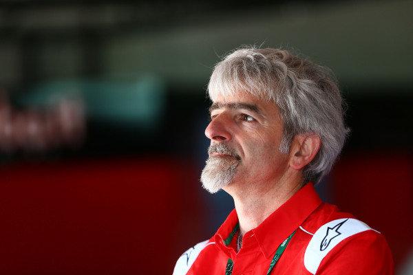 Luigi Dall'Igna, Ducati Team.
