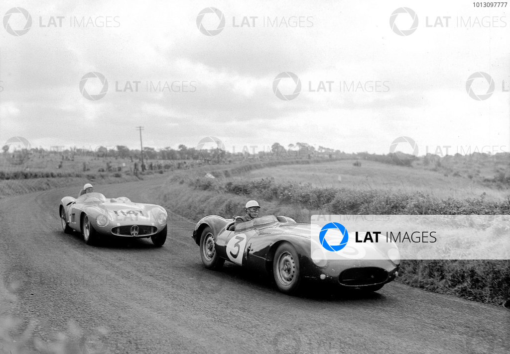 Dundrod, Great Britain.