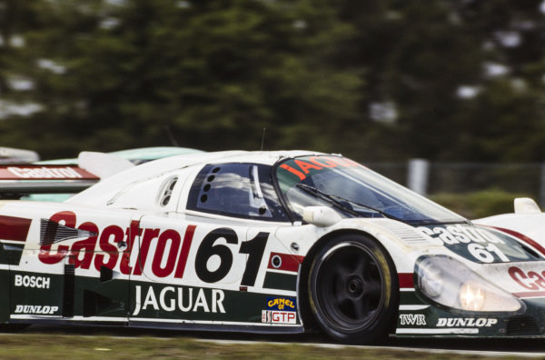 Price Cobb / John Nielsen, Tom Walkinshaw Racing, Jaguar XJR-9 D.