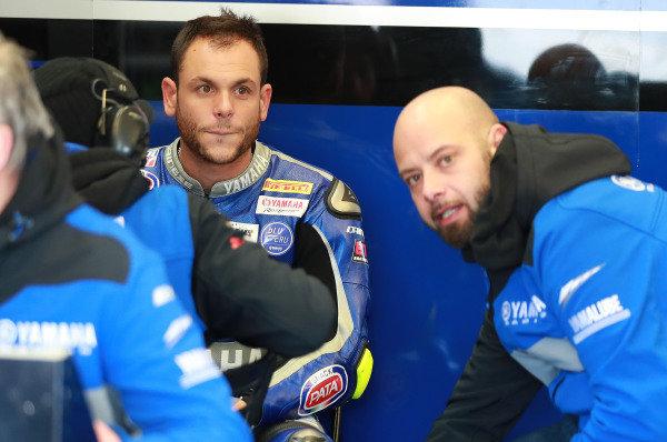 Sandro Cortese, GRT Yamaha WorldSBK Team.