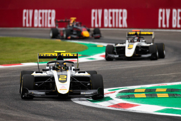 AUTODROMO NAZIONALE MONZA, ITALY - SEPTEMBER 06: Max Fewtrell (GBR, ART Grand Prix) during the Monza at Autodromo Nazionale Monza on September 06, 2019 in Autodromo Nazionale Monza, Italy. (Photo by Joe Portlock / LAT Images / FIA F3 Championship)