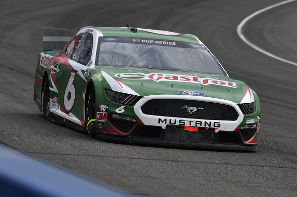 #6: Ross Chastain, Roush Fenway Racing, Ford Mustang Castrol