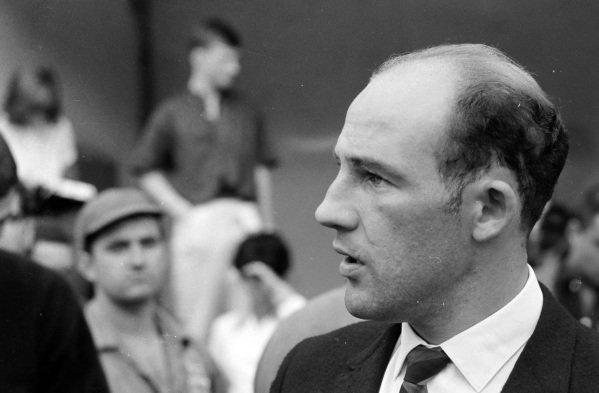 Stirling Moss.