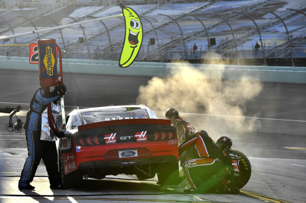 #00: Cole Custer, Stewart-Haas Racing, Ford Mustang Haas Automation