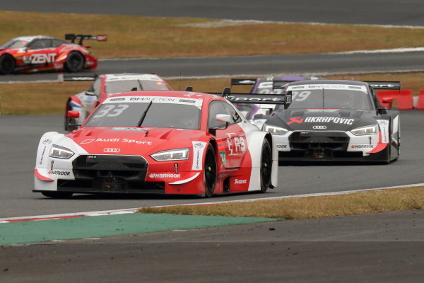 Super GT - DTM Dream Race 1. Rene Rast, Audi Sport Team Rosberg, Audi RS5 Turbo DTM