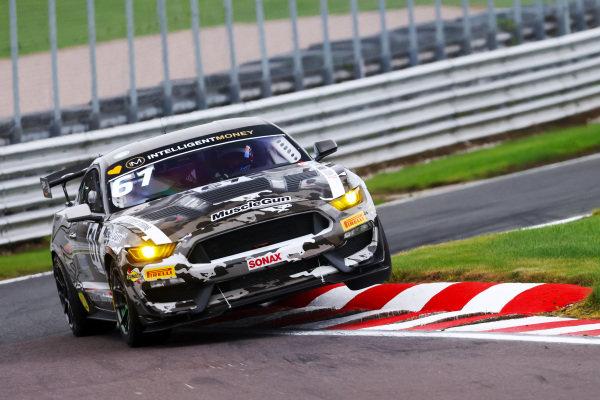 Will Moore / Matt Cowley - Academy Motorsport Ford Mustang GT4