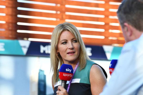 Rachel Brooks, Sky TV
