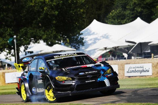 Travis Pastrana, Subaru