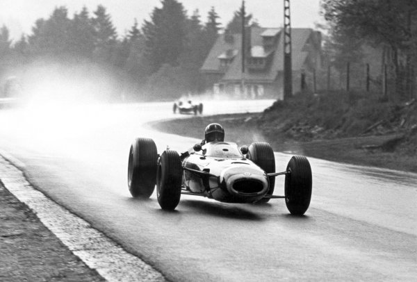 1965 Belgian Grand Prix.