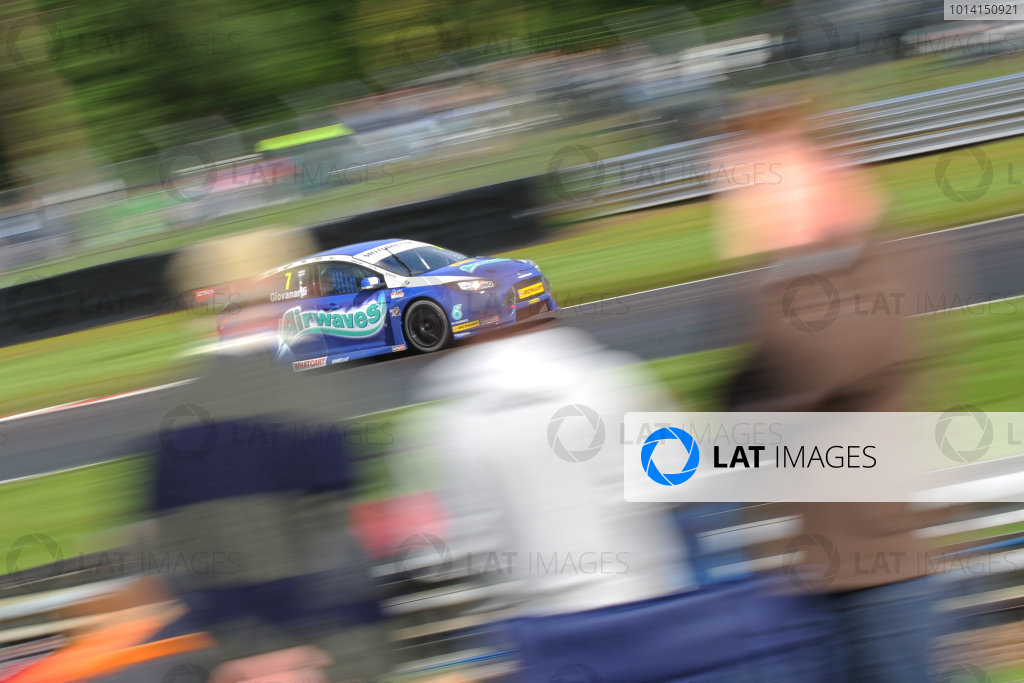 Round 4 - Oulton Park, Cheshire