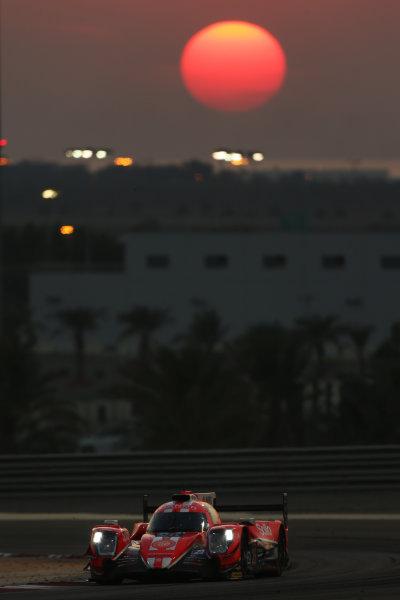 2017 FIA World Endurance Championship, Bahrain Internaternal Circuit, Bahrain. 16th-18th November 2017, #25 CEFC Manor TRS Team China ORECA 07-Gibson: Roberto Gonzalez, Simon Trummer, Vitaly Petrov  World Copyright. JEP/LAT Images