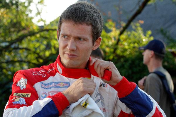 Round 09 - Rally Deutschland 18-21 August 2011.Sebastien Ogier, Citroen WRC, Portrait.Worldwide Copyright: McKlein/LAT