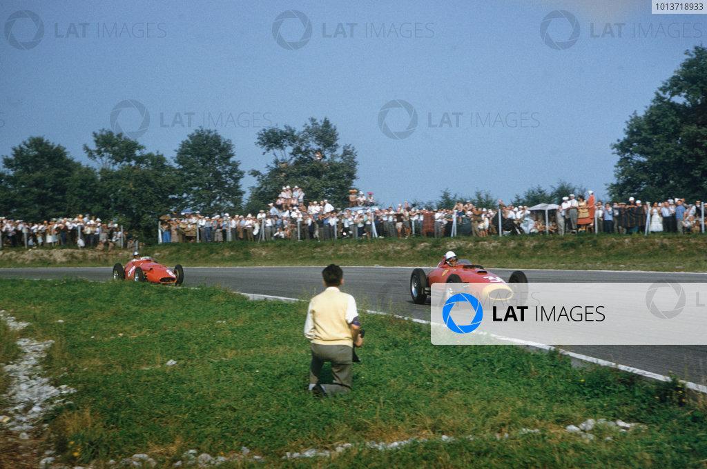 1957 Italian Grand Prix.