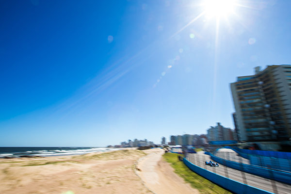 2015/2016 FIA Formula E Championship. Testing, Punta del Este, Uruguay. Sunday 20 December 2015. Simona De Silvestro (SUI), Andretti - Spark SRT_01E. Photo: Zak Mauger/LAT/Formula E ref: Digital Image _L0U0329