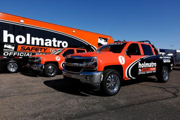 26-27 February, 2016, Avondale, Arizona USA Holmatro Safety Team trucks ?2016, Phillip Abbott LAT Photographic