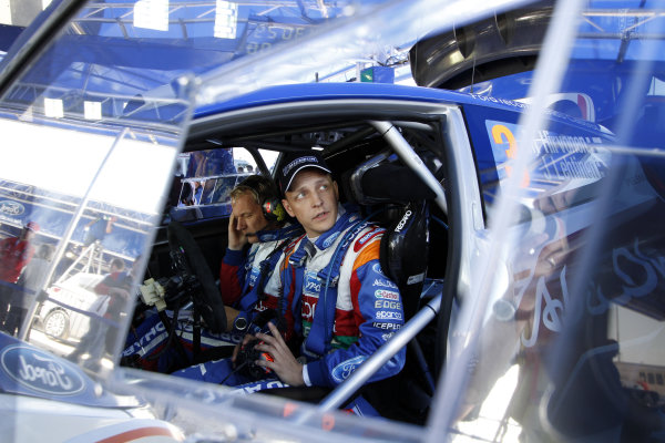 Round 03-Rally Portugal. 23th-27th March 2011.Mikko Hirvonen, Ford WRC, Portrait.Worldwide Copyright: McKlein/LAT