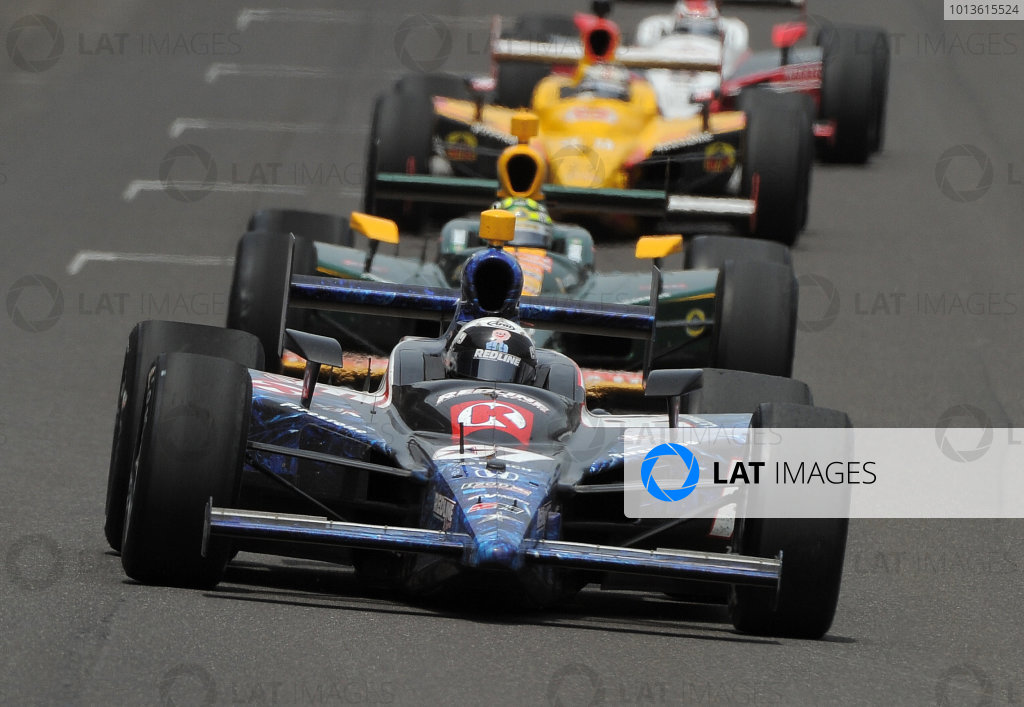 29  May 2011, Indianapolis, Indiana USA#07 Tomas Scheckter©2011 Dan R. Boyd Lat Photo USA