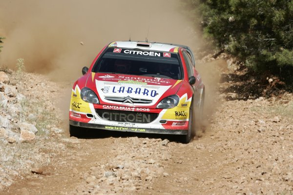 2006 FIA World Rally Champs. Round 8