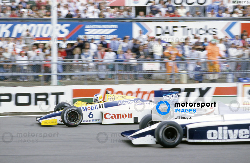 1985 British Grand Prix