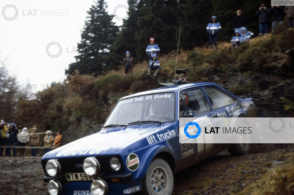 1979 World Rally Championship.