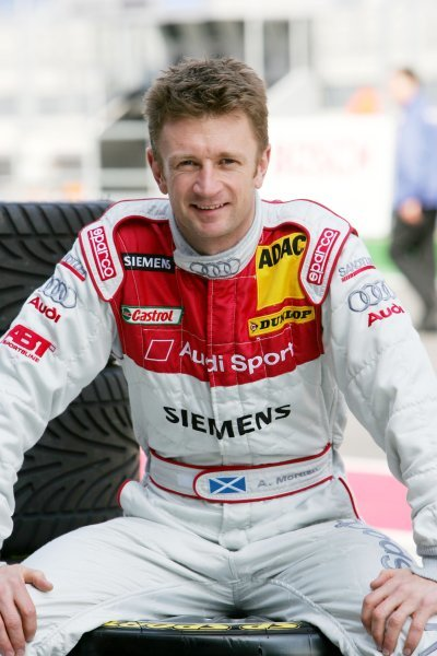 Allan McNish (GBR), Audi Sport Team Abt. DTM Championship, Rd2, EuroSpeedway Lausitz, Lausitzring, Germany. 30 April - 1 May 2005.  DIGITAL IMAGE