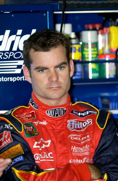 2003 NASCAR-California Speedway, April 25-27 2003 Jeff Gordon,World Copyright -RobertLeSieur 2003LAT Photographic-ref: digital image