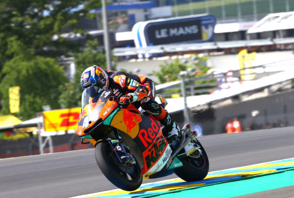 2017 Moto2 Championship - Round 5 Le Mans, France Friday 19 May 2017 Miguel Oliveira, Red Bull KTM Ajo World Copyright: Gold & Goose Photography/LAT Images ref: Digital Image 670543