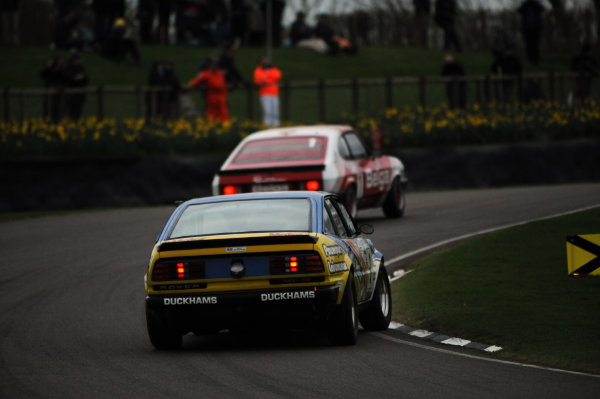 2017 75th Members Meeting Goodwood Estate, West Sussex,England 18th - 19th March 2017 Gerry Marshall Trophy Shedden Rover World Copyright : Jeff Bloxham/LAT Images Ref : Digital Image