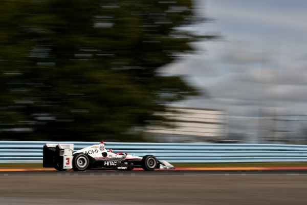 Verizon IndyCar Series IndyCar Grand Prix at the Glen Watkins Glen International, Watkins Glen, NY USA Friday 1 September 2017 Helio Castroneves, Team Penske Chevrolet World Copyright: Scott R LePage LAT Images